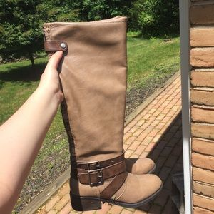 Shoes - Western knee high riding boots